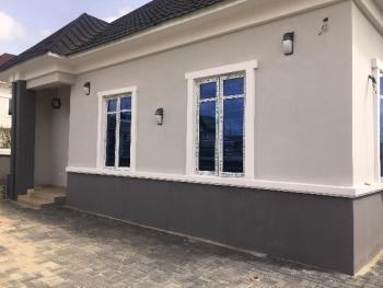 Brand New Fully Detached Eloquent 3 Bedroom Bungalow with 4 Toilets and Staff Quarter, Divine Home, Thomas Estate, Ajah, Lagos, Detached Bungalow for Sale