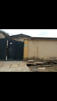 3 Bedroom Flat with 3 Rooms Bq, Obawole, Fagba, Agege, Lagos, Flat for Sale