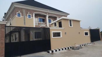 Newly Built 5 Bedroom Terraced Duplex, All Rooms En Suite in an Estate, Gbagada, Lagos, Terraced Duplex for Rent