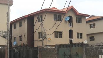 Solid Block of 6 Flat, Ago Palace, Isolo, Lagos, Block of Flats for Sale