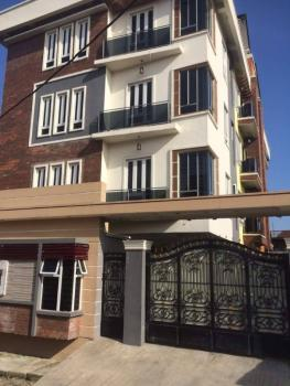 a Luxurious Newly Built 3 Bedroom Apartment, Alagomeji, Yaba, Lagos, Block of Flats for Sale