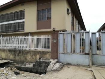 Duplex with 5 Flats and a Bungalow, Ijeshatedo, Surulere, Lagos, Block of Flats for Sale