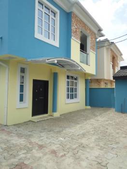 Newly Built & Well Finished 5 Bedroom Detached Duplex, Adeniyi Jones, Ikeja, Lagos, Detached Duplex for Sale