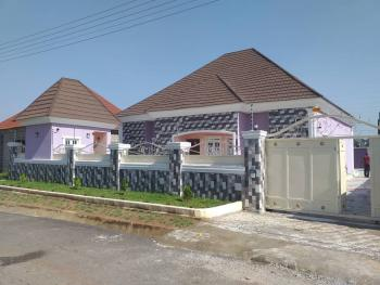 Brand New & Well Built 3 Bedrooms Fully Detached Bungalow with 2 Rooms Servant Quarters, Efab Queen Estate, Beside Mab Global Estate, Gwarinpa, Abuja, Detached Bungalow for Sale