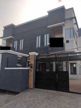 4 Bedroom Semi Detached Duplex with a Bq, Ikota Villa Estate, Lekki, Lagos, Semi-detached Duplex for Rent