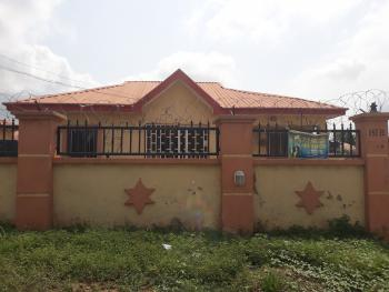3 Bedroom Flat with 2 Units of Self Contained, 1st Avenue, Efab Estate, Life Camp, Gwarinpa, Abuja, Detached Bungalow for Sale