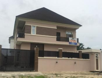 New and Well Finished 4 Bedroom Fully Detached Duplex with a Room Bq, Mobil Estate Road, After Vgc, Lekki Expressway, Lekki, Lagos, Detached Duplex for Sale