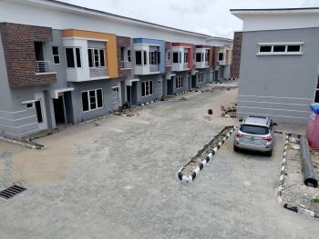 4 Bedroom Terrace Duplex, Abraham Adesanya Estate, Ajah, Lagos, Terraced Duplex for Rent