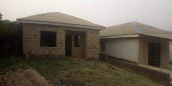 Newly Roofed Uncompleted 2nos of 2 Bedroom with Mini Flat at The Back, Ajegunle Street, Ita Oluwo, Ikorodu, Lagos, Block of Flats for Sale