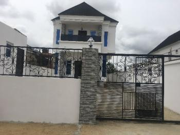 Newly Built 4 Bedroom Fully Detached Duplex with a Room Bq, Mobil Estate Road, Lekki Expressway, Lekki, Lagos, Detached Duplex for Sale