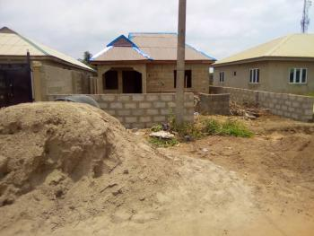 Uncompleted 1 Unit of Mini Flat and 2nos of a Room Self Contain, Ajegunle Area, Ita Oluwo, Ikorodu, Lagos, Mini Flat for Sale