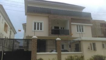 Brand New 6 Bedroom Fully Detached Duplex with Bq, Osapa, Lekki, Lagos, Detached Duplex for Rent