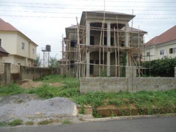 4 Bedroom Duplex with Bq Carcass, Lokogoma District, Abuja, Detached Duplex for Sale