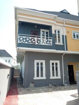 Exquisitely Designed 4 Bedroom Semi Detached Duplex with a Room Staff Quarters, Alternative Route, Chevron Drive, Lekki, Lagos, Semi-detached Duplex for Sale