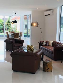Exquisite 4 Bedroom Detached House, Off 3rd Avenue, Banana Island, Ikoyi, Lagos, Detached Duplex for Sale