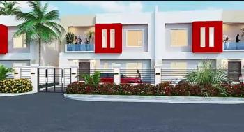 Fully Detached 4 Bedroom Duplex with Bq, Creek Avenue Court Phase 2,after Chevron Toll Gate, Ikota Villa Estate, Lekki, Lagos, Detached Duplex for Sale
