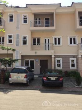 Luxury Four 4 Bedrooms Terrace Duplex at Brains N Hammers Estate,apo,abuja, Ado Bayero Lane, Apo, Abuja, Terraced Duplex for Rent