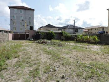 a Plot of Land with a Mini Flat, Located of Freedom Way, Lekki 1, Off Freedom Way, Lekki Phase 1, Lekki, Lagos, Mixed-use Land for Rent
