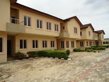 4 Bedroom Semi-detached Duplex, Royal Palm Drive, Osborne Phase 2, Osborne, Ikoyi, Lagos, Semi-detached Duplex for Rent