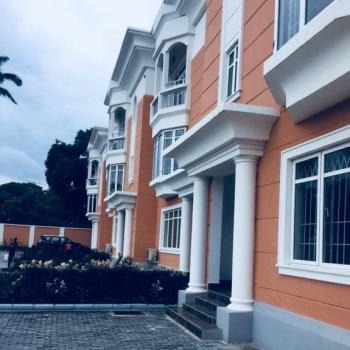 4 Bedroom Town House, 19b, Macdonald Road, Old Ikoyi, Ikoyi, Lagos, Terraced Duplex for Rent