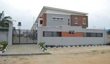 4 Bedroom Terraces in an Estate, in an Estate Off Arepo Road Close to The Bus Stop Before Journalist Es, Berger, Arepo, Ogun, Terraced Duplex for Sale