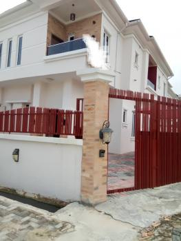Well Spacious and Nicely Built 4 Bedroom Semi-detached Duplex with Bq, Divine Homes, Thomas Estate, Ajah, Lagos, Semi-detached Duplex for Sale