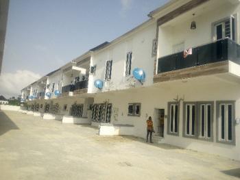 Brand New 4 Bedroom Detached Duplex (fully Serviced), By Chevron, Lekki Expressway, Lekki, Lagos, Semi-detached Duplex for Sale