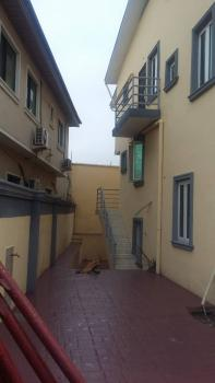 2 Wings of 4 Bedroom Duplexes, Adeniyi Jones, Ikeja, Lagos, Semi-detached Duplex for Sale
