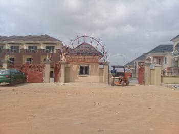 3 Bedroom Terrace Duplex in an Exquisite Mini Estate, Citec, Mbora, Abuja, Terraced Duplex for Sale