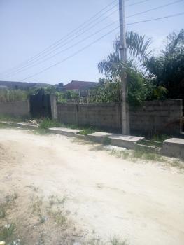 Fenced Full Plot of Land, Thomas Estate, Ajah, Lagos, Residential Land for Sale
