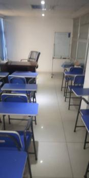a Well Furnished Classroom Suitable for Training and Seminar, 134, Awolowo Way, Balogun Bus Stop, Allen, Ikeja, Lagos, Commercial Property Short Let