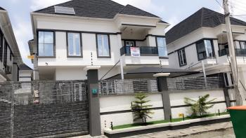Brand New 4 Bedrooms Duplex with a Room Bq, Osapa, Lekki, Lagos, Semi-detached Duplex for Rent