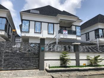 Well Maintained 5 Bedroom Duplex with a Room Bq, Chevy View Estate, Lekki, Lagos, Detached Duplex for Rent