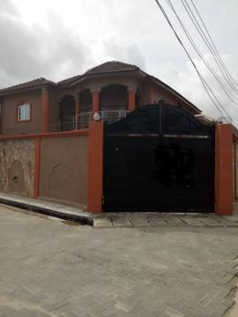 Lovely 4 Bedroom Fully Detached Duplex with Bq, Graceland Estate, Ajah, Lagos, Detached Duplex for Rent