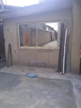 Room Self Contain, Off St Finbarrs Road, Akoka, Yaba, Lagos, Self Contained (single Rooms) for Rent