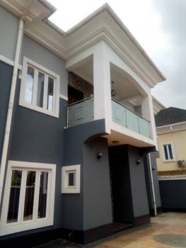 Newly Built 5 Bedroom  Detach Duplex with a Room  Bq, Phase 1, Gra, Magodo, Lagos, Detached Duplex for Rent