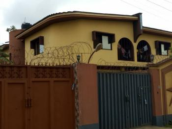 Clean 4nos 2 Bedroom Flat on a Plot of Land, Abiodun Alli Street, Abule Egba, Agege, Lagos, Block of Flats for Sale