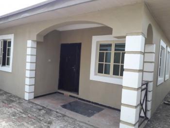 Newly Built 2 Bedroom Bungalow Behind a Duplex, Off Mobil/ilaje Road, Before Ajah Bridge, Lekki Expressway, Lekki, Lagos, House for Rent