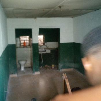 a Fairly Used Room Self Contain, Akoka, Yaba, Lagos, Self Contained (single Rooms) for Rent
