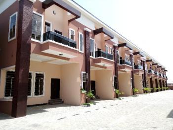 Brand New 4 Terrace Duplex (fully Serviced), Chevron, Lekki Expressway, Lekki, Lagos, Terraced Duplex for Sale