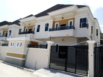 Brand New 4 Bedroom Semi Detached Duplex, Chevron, Lekki Expressway, Lekki, Lagos, Terraced Duplex for Sale