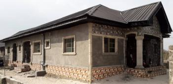 New Bungalow of Two Flats, Agbarho Town, Ughelli North, Delta, Semi-detached Bungalow for Sale