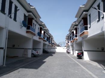 Brand New 4 Bedroom Serviced Terrace Duplex, Chevron, Lekki Expressway, Lekki, Lagos, Terraced Duplex for Sale