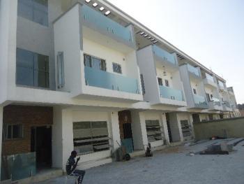 Brand New 4 Bedroom Terrace Duplex with 1 Room Bq and Excellent Facilities, Osborne, Ikoyi, Lagos, Terraced Duplex for Sale
