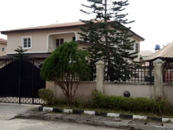 Fantastic Detached House of 5 Bedroom with Bq on 800sqm Corner Piece Land, Off Admiralty Road, Lekki Phase 1, Lekki, Lagos, Detached Duplex for Rent