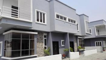 Nicely Built 4 Bedroom Semi-detached Duplex with Bq, Idado, Lekki, Lagos, Semi-detached Duplex for Sale