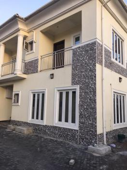 3 Bedroom Semi Detached Duplex with a Room Bq on 300 Square Meters in a Well Secured Estate with Governor's Consent, Silverpoint Estate, Badore, Ajah, Lagos, Semi-detached Duplex for Sale