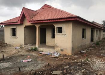Newly Roofed Uncompleted 2nos 3 Bedroom Bungalow with a Self Contain, Mowokekere Area, Ikorodu, Lagos, Detached Bungalow for Sale