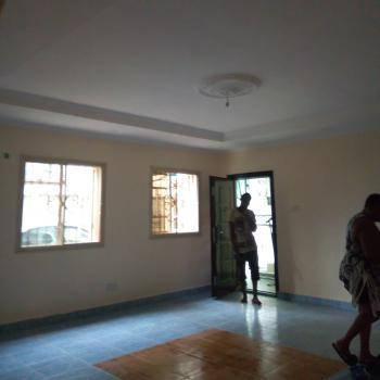 Lovely Spacious 3 Bedroom Flat,ground Floor ,front Flat,prepaid Meter for #900k/2yrs Rent, Beside Joseph Harrison, Onike, Yaba, Lagos, Flat for Rent