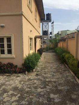 Luxury Terrace Three Bedroom Duplex, Jabi, Abuja, Terraced Duplex for Rent
